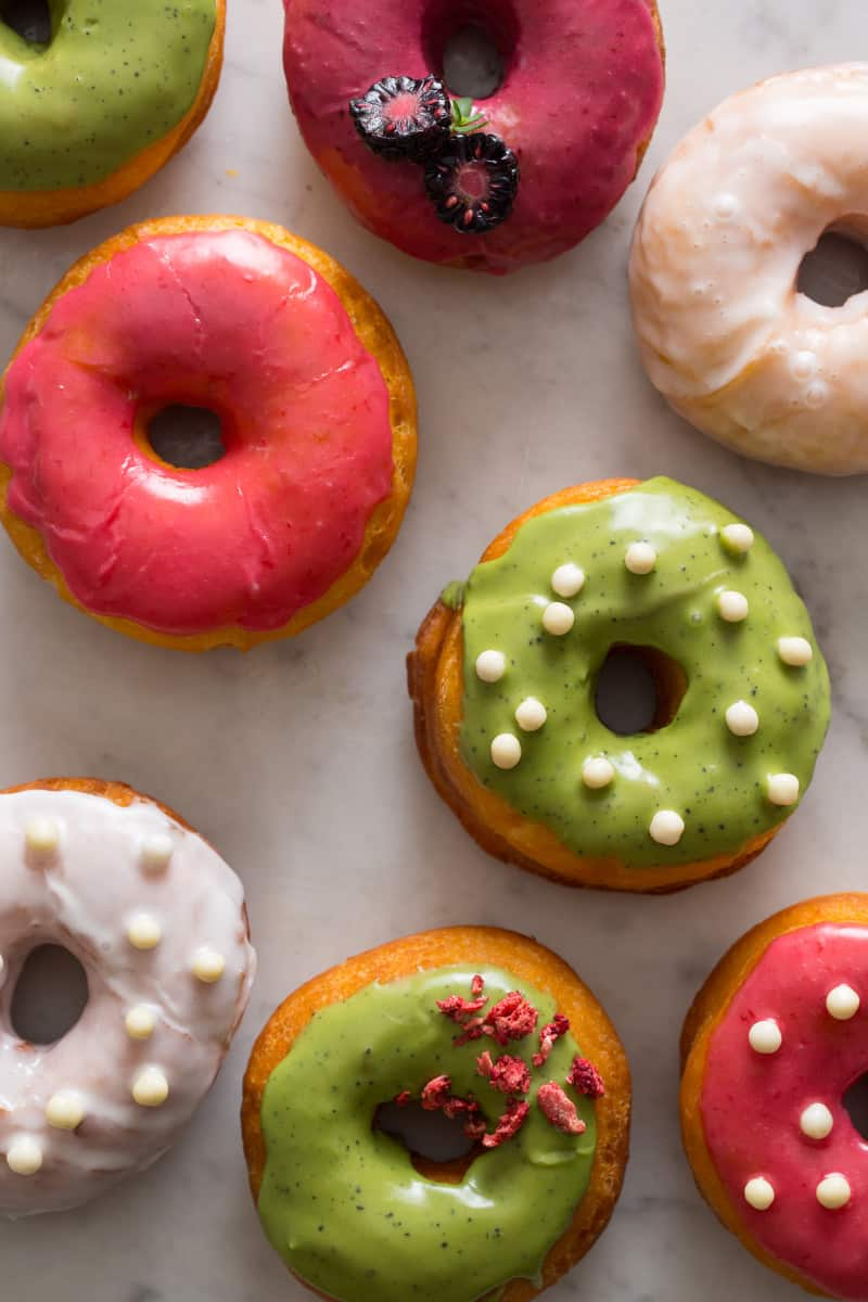 Doughnut Glaze recipes