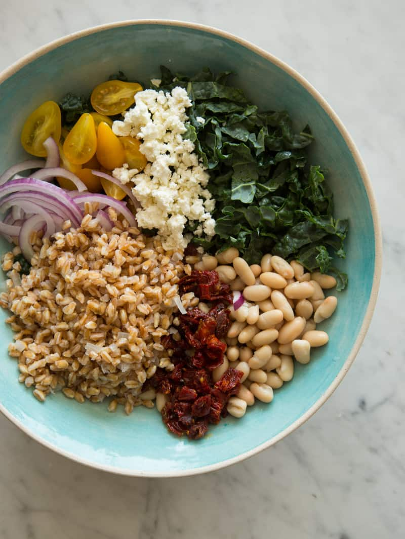 Kale_white_Bean_farro_salad