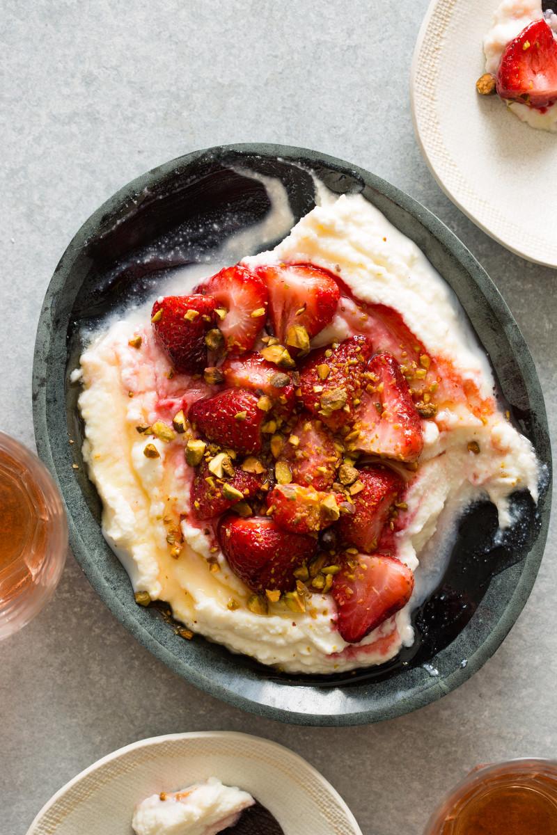No bake dessert recipe