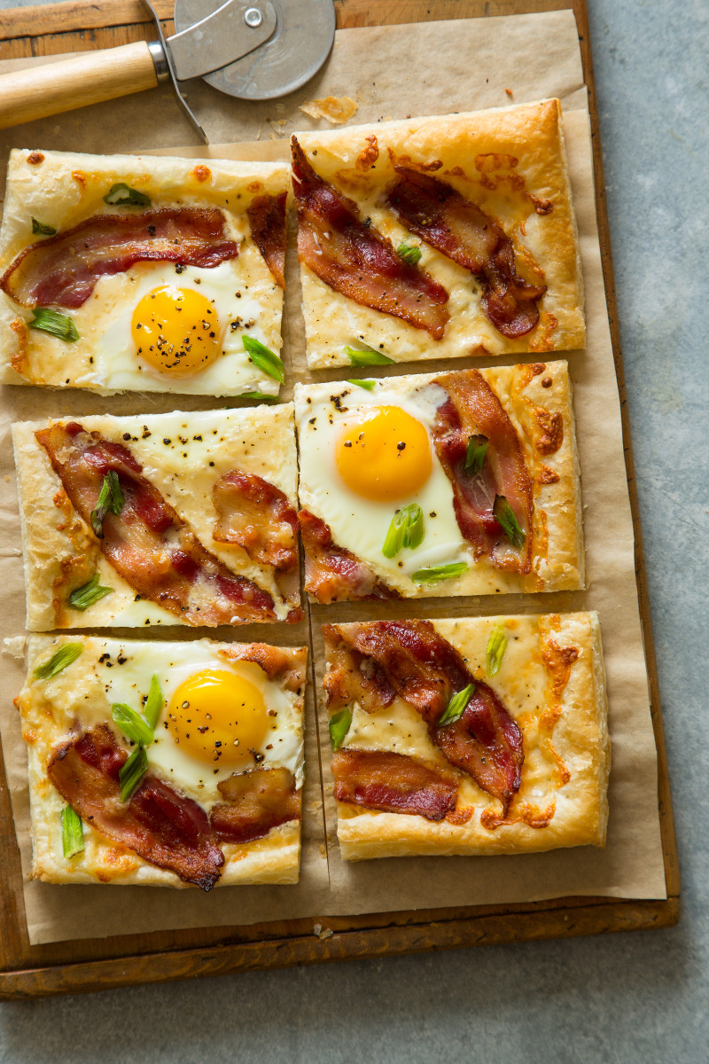 Breakfast Tart | Spoon Fork Bacon