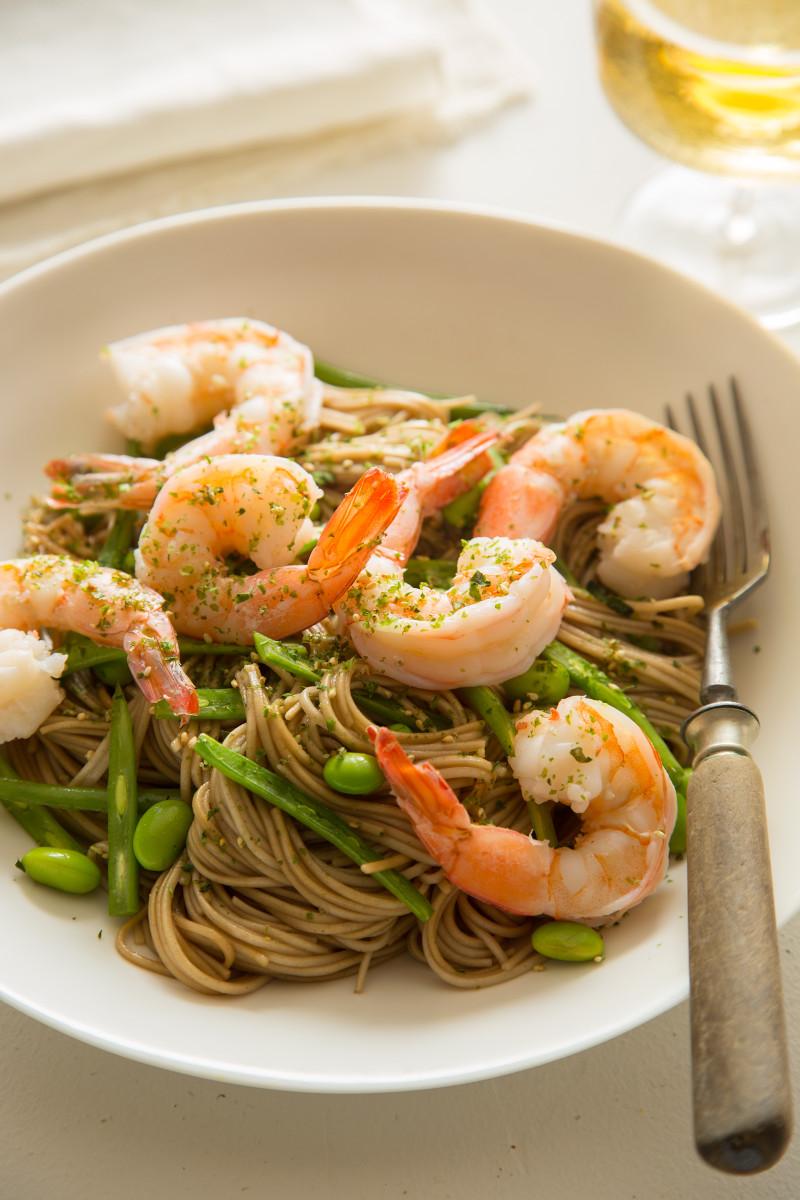 Shrimp_soba_noodles
