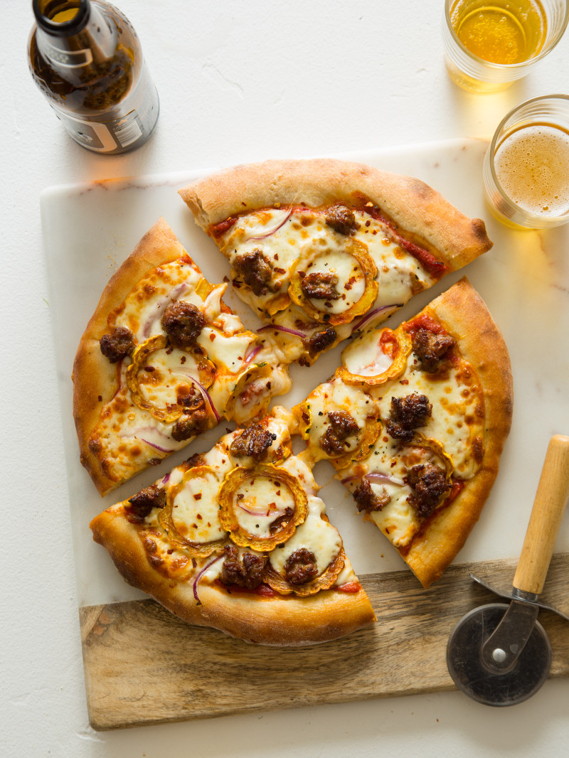 Roasted_squash_sausage_pizza