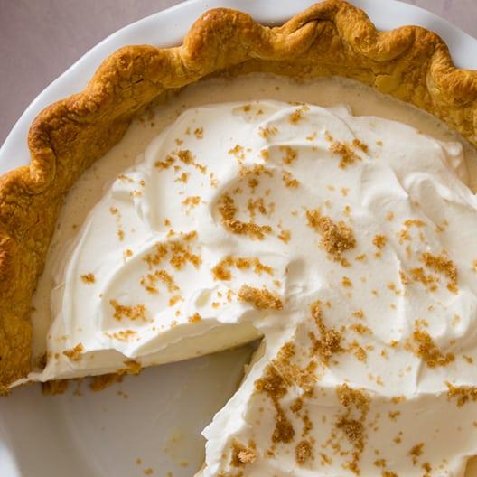 Maple Chiffon Pie | Spoon Fork Bacon