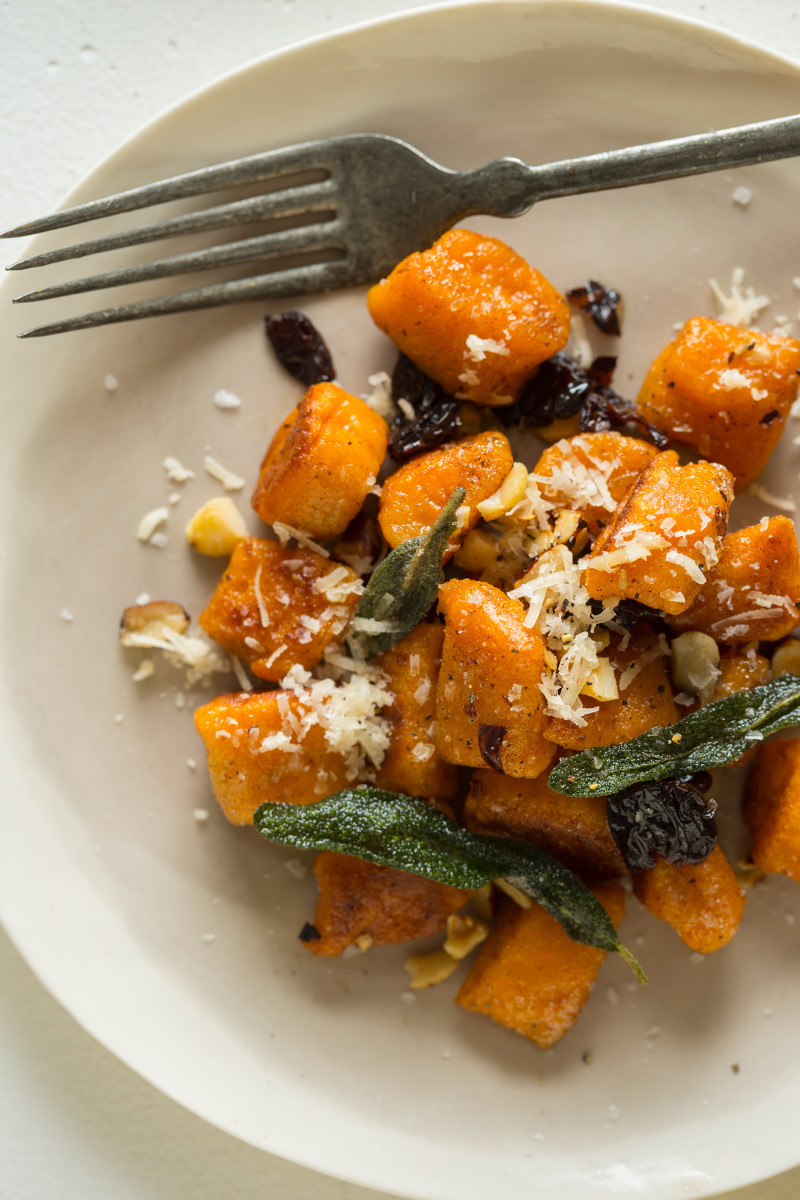 Sweet Potato Gnocchi Recipe — Dishmaps