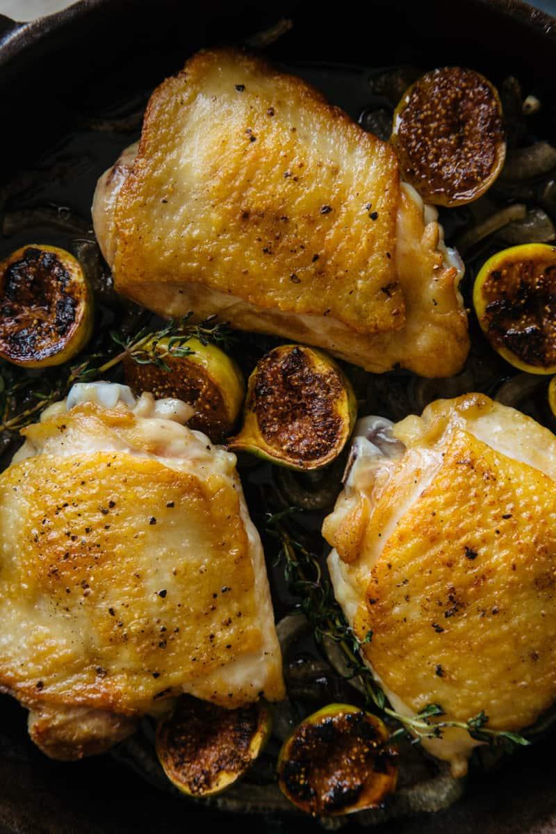 garlic_roasted_chicken_thigh_recipe