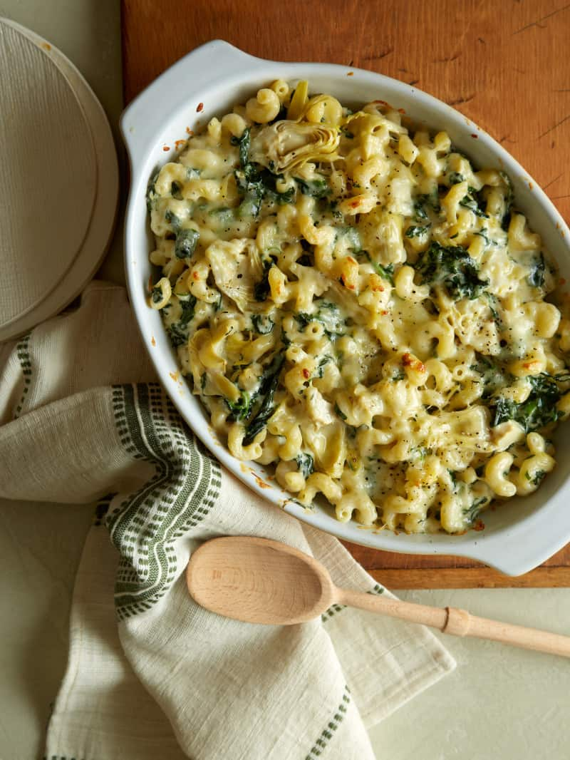 baked_spinach_artichoke_mac_cheese