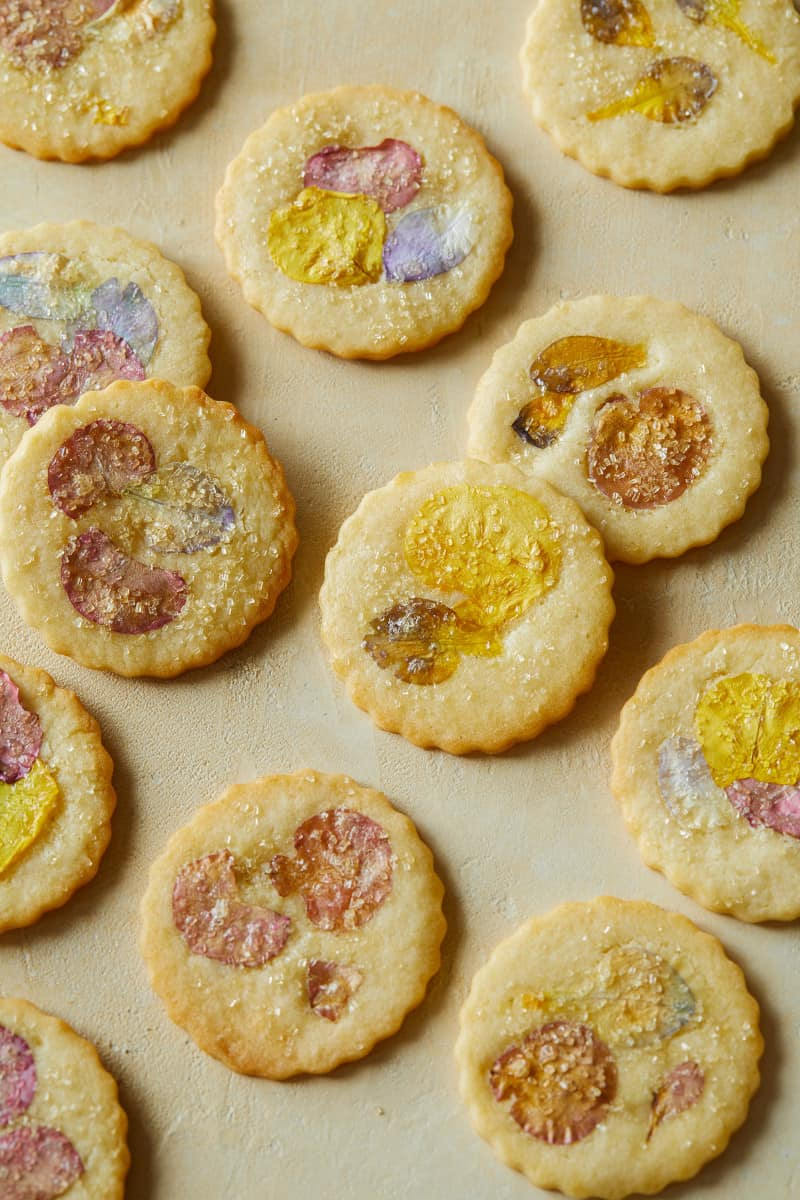 floral_pressed_butter_cookies_recipe