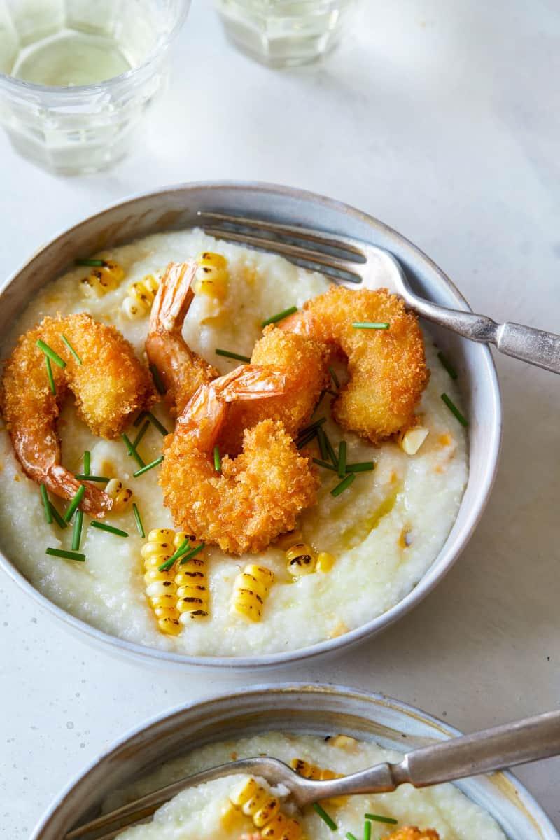 fried_shrimp_grits_corn