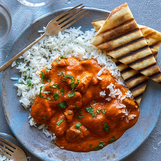 Indian Butter Chicken (Chicken Makhani