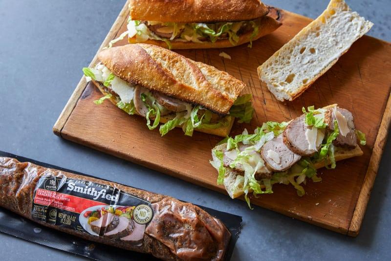 roasted_pork_caesar_salad_sandwich