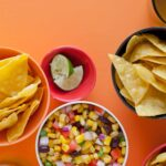 A recipe for Grilled Corn Salsa.