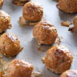 Herbed Turkey Meatballs recipe