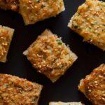 Shrimp Toast Nuggets recipe