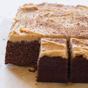 Chocolate stout cake recipe.
