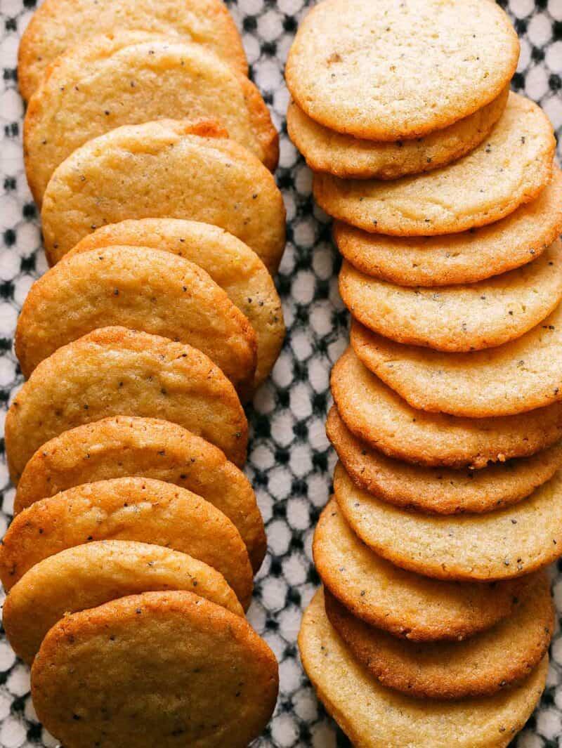 Chewy Lemon Poppy Seed Cookie recipe.