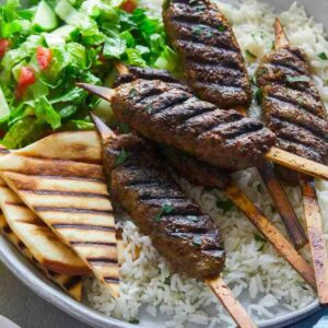 A recipe for Lamb Kofta.