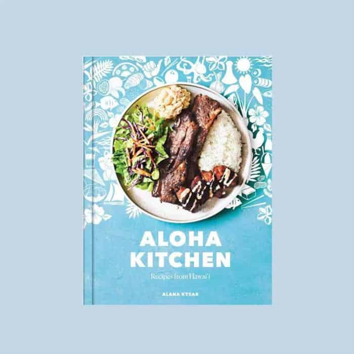Aloha kitchen cookbook.