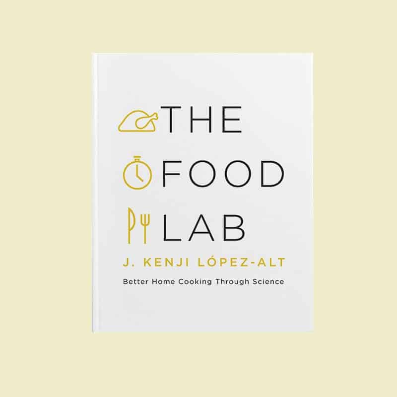 The food lab cookbook.