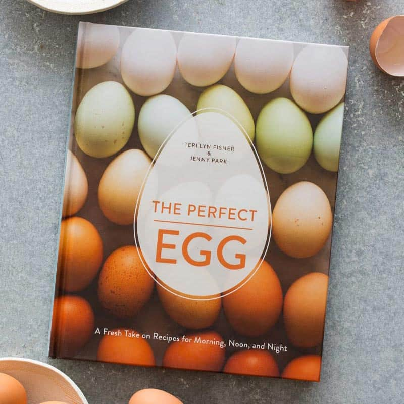 The perfect egg cookbook.