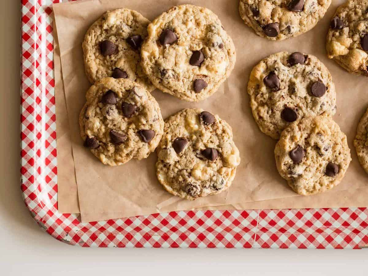 Chocolate Chip Rice Krispies Treat Cookie recipe.