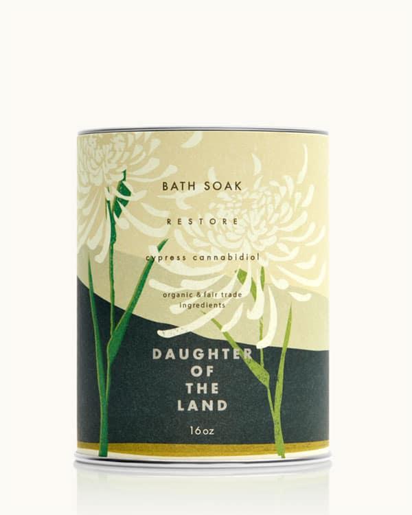 Bath soak, a Mothers day gift idea.