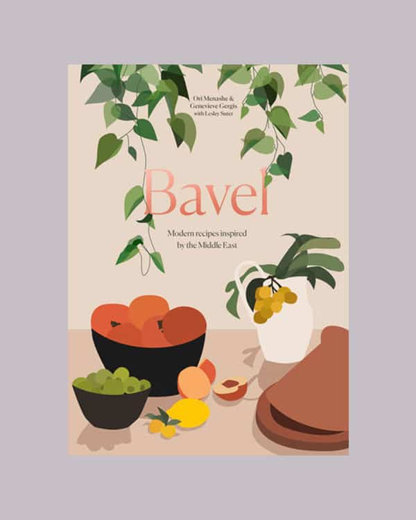 A Mothers day gift idea, Bavel cookbook.