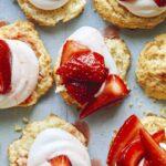 Strawberry shortcake recipe.