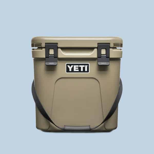 A yeti roadie cooler, a gift for fathers day.